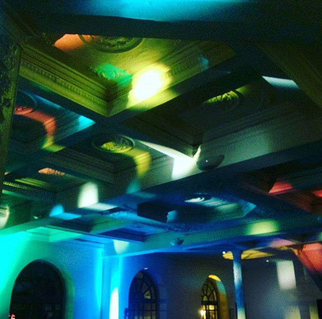 Party Disco at the Worthing Dome in Sussex