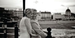 Wedding Pier Worthing West Sussex