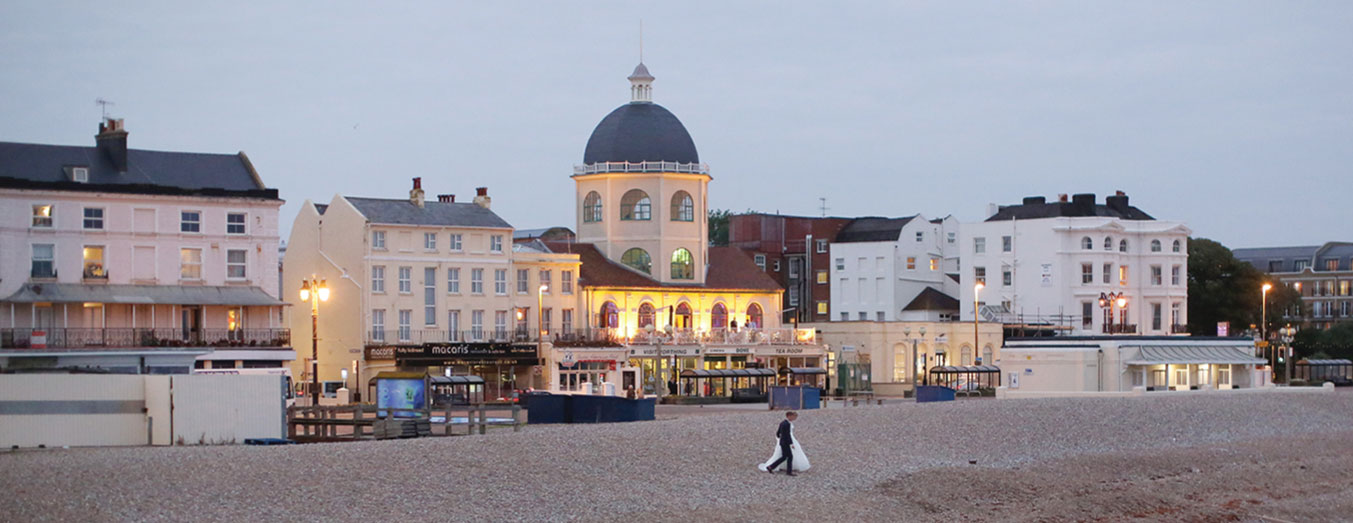 wedding venue worthing west sussex dome