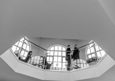 Whispering Gallery Wedding ceremony