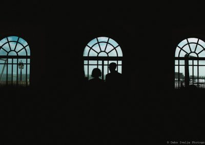Wedding-The Dome-Main-Lounge-Ceremony-Sillouette