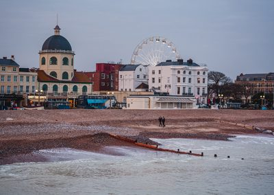 seaside-wedding-worthing-dome-beach-couple-walk