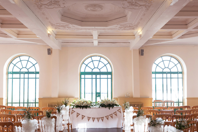 Main Lounge Worthing Wedding ceremony