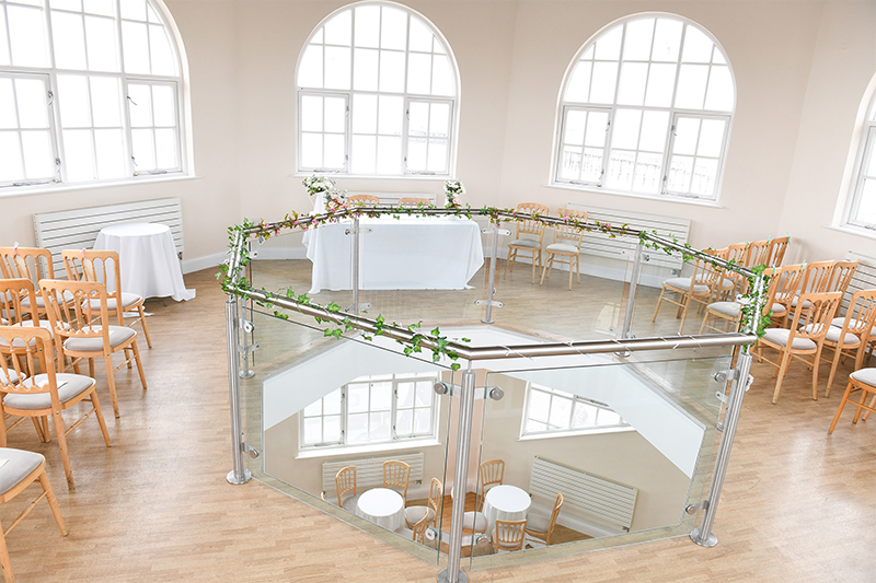 Worthing Wedding Ceremony Venue