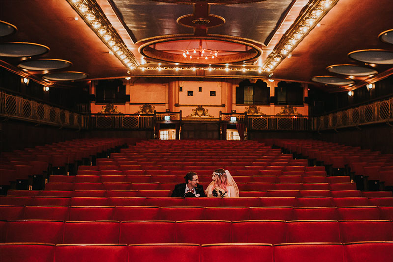 Heritage Worthing Cinema Wedding Venue