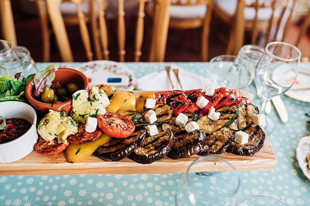 Party Catering In West Sussex