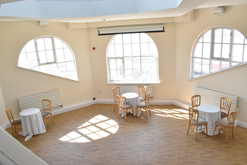 Worthing Meeting Room By The Sea