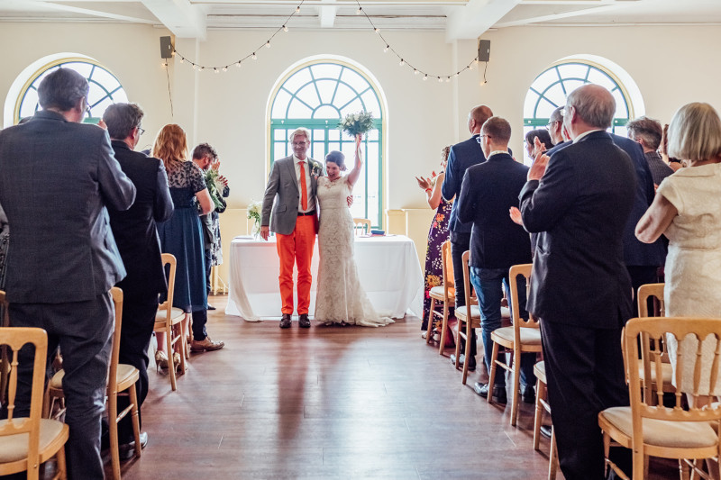 Worthing Main Lounge Wedding