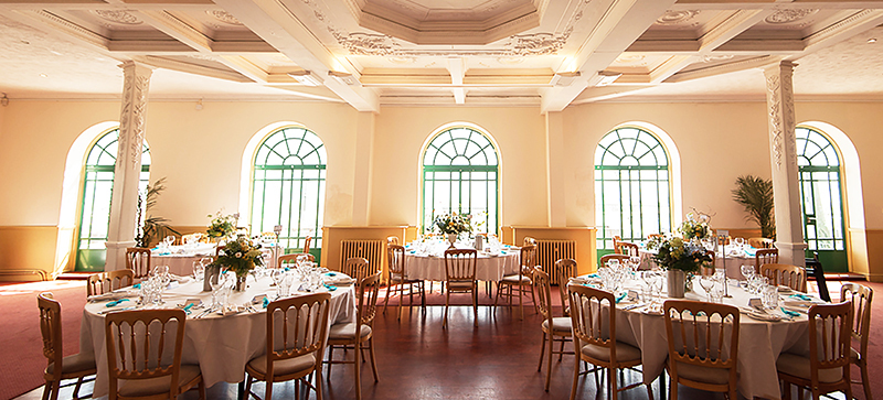 Edwardian Venue in Worthing, Sussex