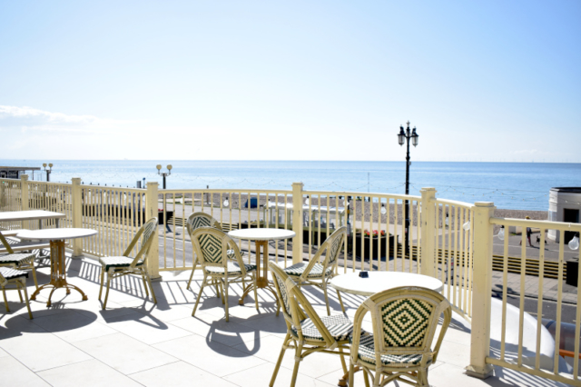 Worthing Dome Main Lounge Terrace