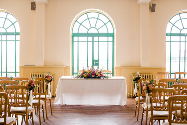 Main Lounge Ceremony, Worthing Dome