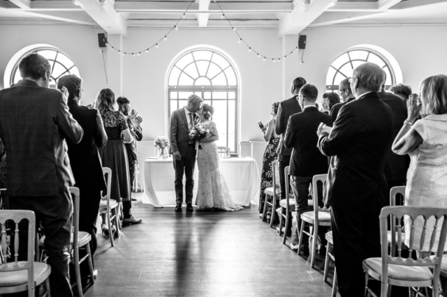 Worthing Dome Wedding Ceremony