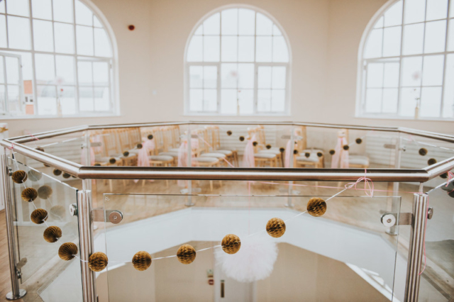 Worthing Wedding Ceremony, The Whispering Gallery